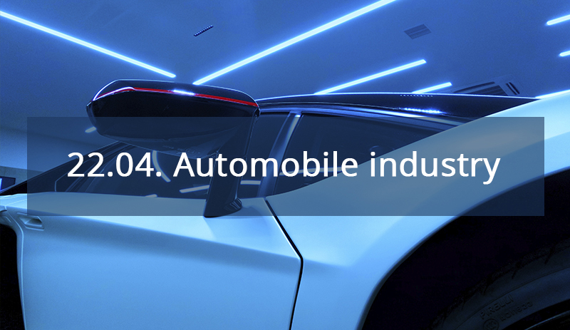 Automobil industry